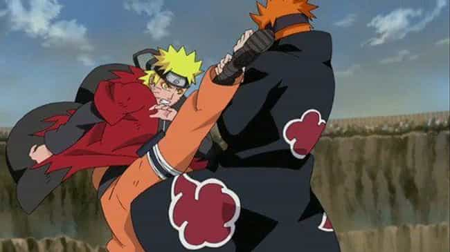 Naruto vs. Pain is listed (or ranked) 1 on the list The Best Naruto Fights of All Time