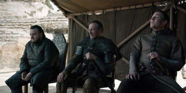 Why Did Howland Reed Never Sho... is listed (or ranked) 7 on the list Abandoned Plot Threads From 'Game Of Thrones' That Will Never Be Resolved