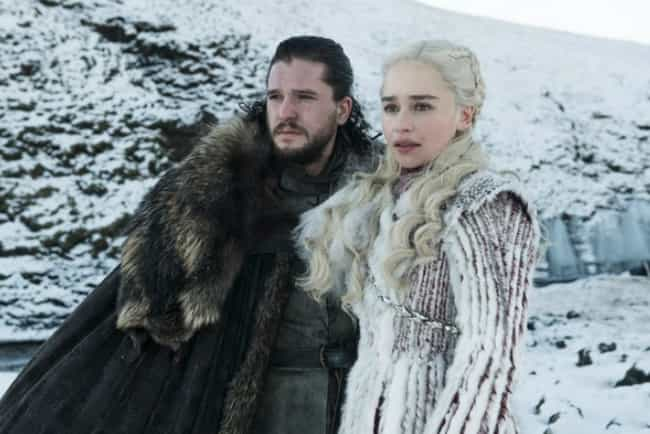 The Night's King Falls In Love... is listed (or ranked) 4 on the list In The Books, A Figure Called The