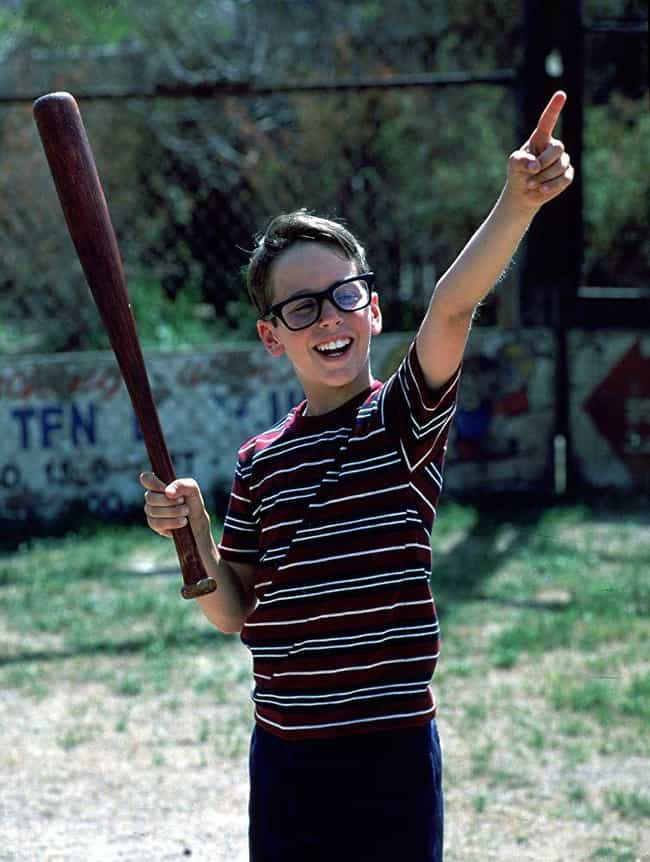 The Real-Life Squints Su... is listed (or ranked) 5 on the list These Behind-The-Scenes Stories From 'The Sandlot' Are Just As Wholesome As The Film Itself