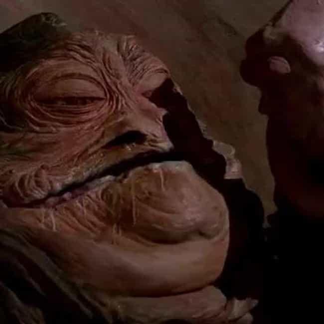Old Jedi Mind Trick is listed (or ranked) 1 on the list The Best Jabba The Hutt Quotes (Translated From Huttese)