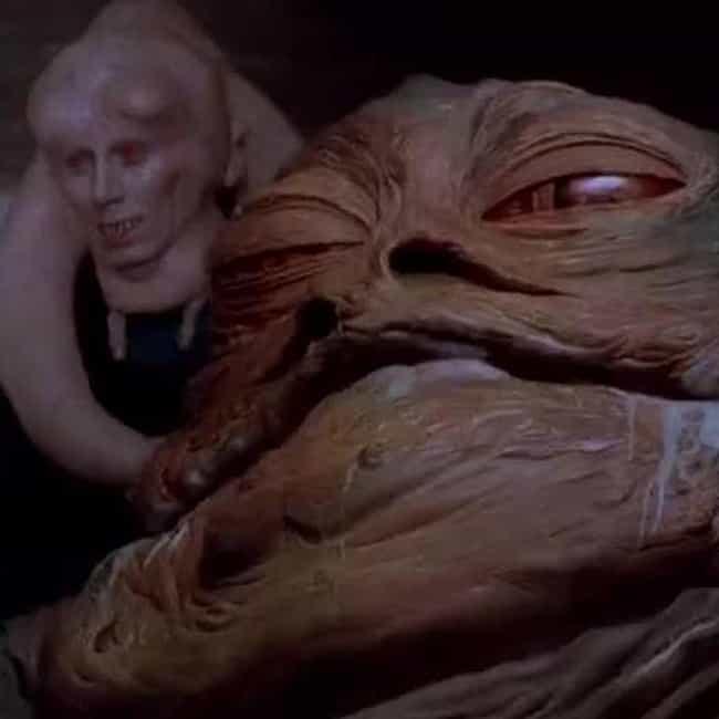 Too Late is listed (or ranked) 2 on the list The Best Jabba The Hutt Quotes (Translated From Huttese)