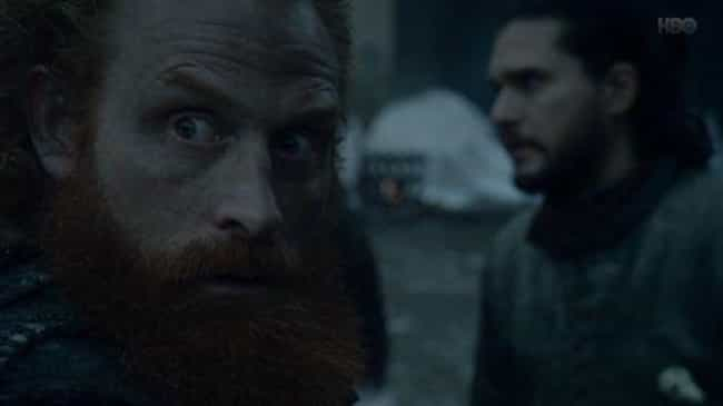 Keeping Priorities Strai... is listed (or ranked) 2 on the list The Best Tormund Giantsbane Quotes