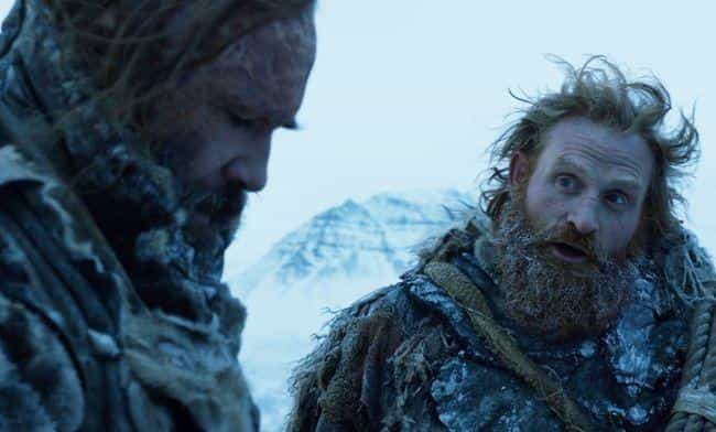 On Good Genes is listed (or ranked) 1 on the list The Best Tormund Giantsbane Quotes