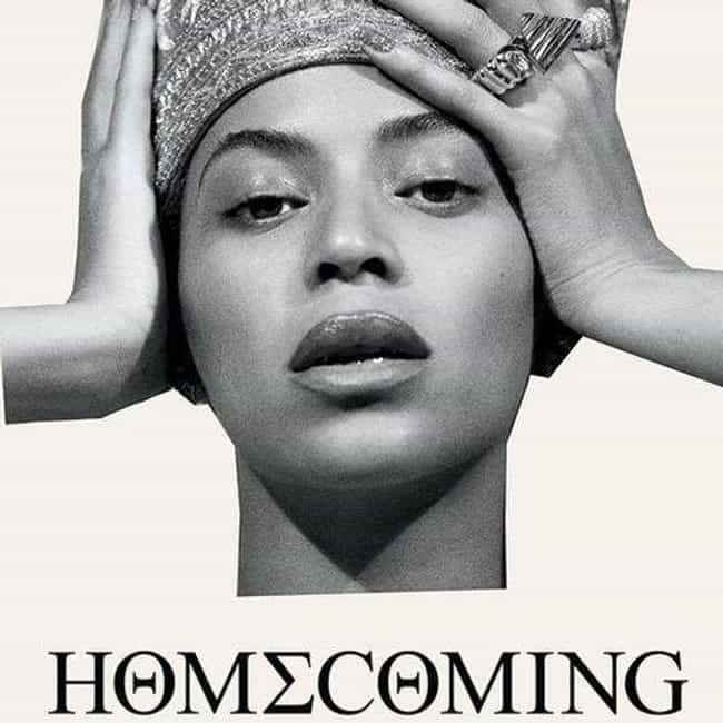 Homecoming: The Live Album is listed (or ranked) 2 on the list The Best Beyonce Albums, Ranked