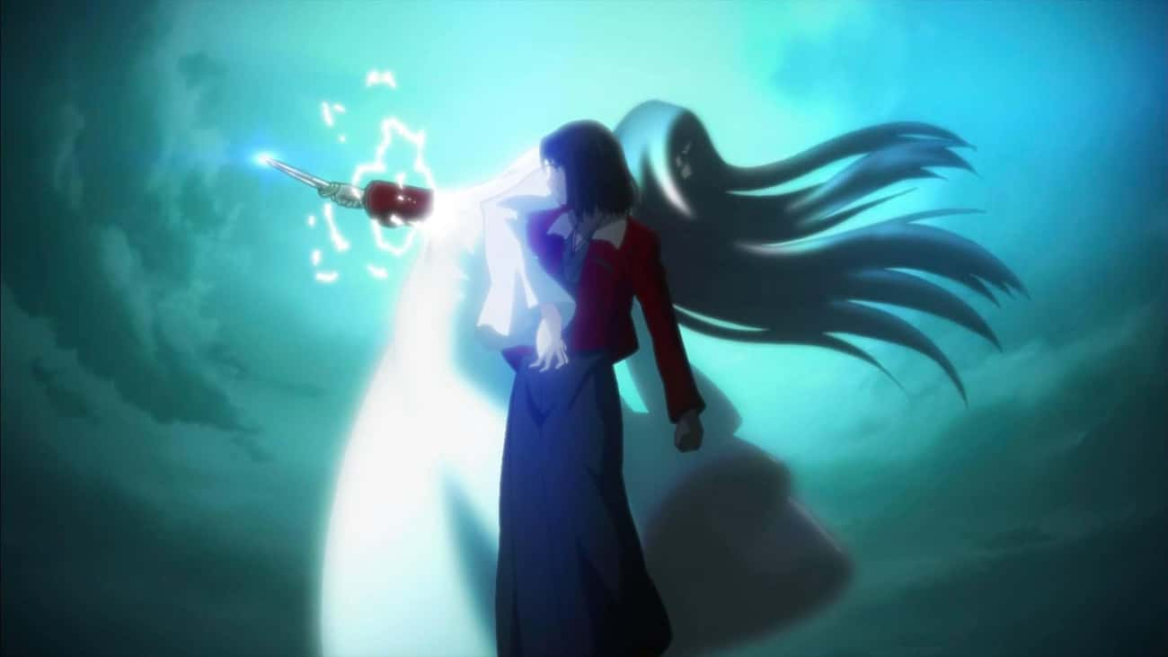 Kara no Kyoukai is listed (or ranked) 3 on the list The Best Anime Like Zoku Owarimonogatari