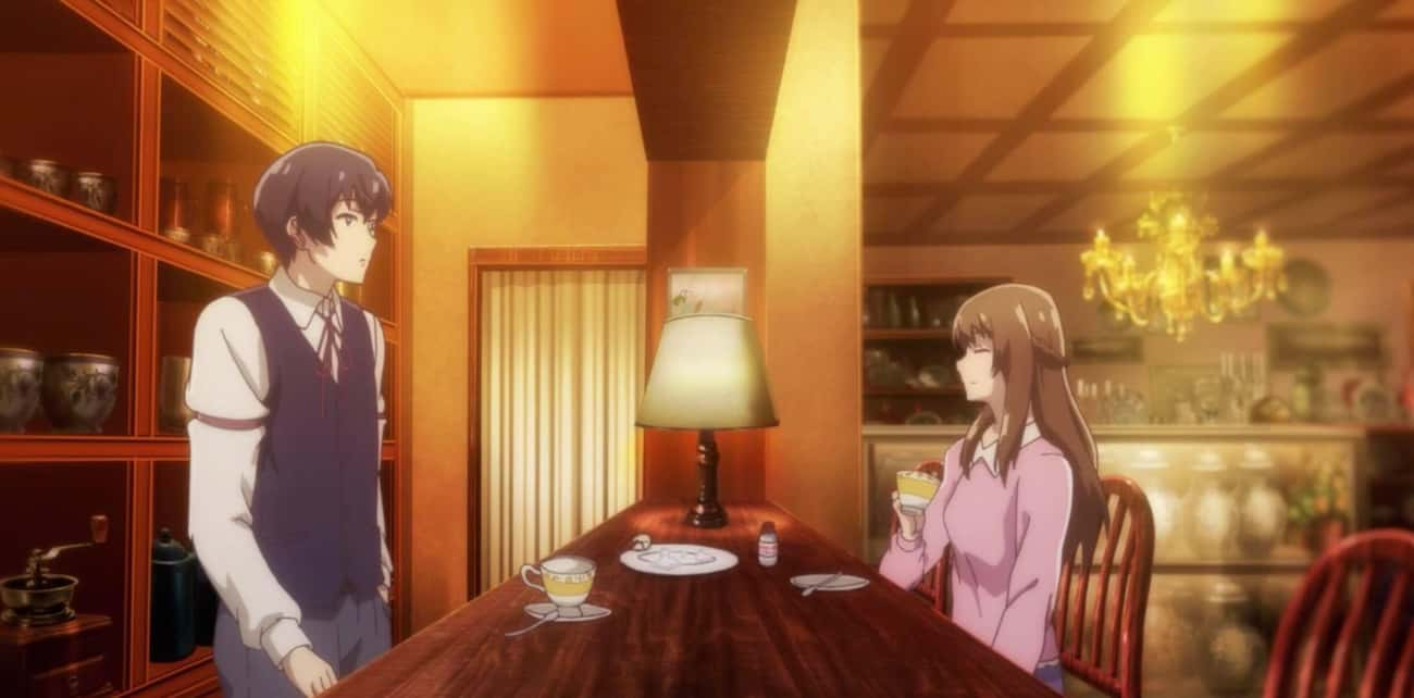 Holmes of Kyoto is listed (or ranked) 2 on the list The Best Anime Like Zoku Owarimonogatari
