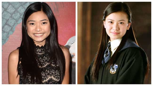 Ashley Liao - Cho Chang is listed (or ranked) 3 on the list Who Would Star In An Americanized 'Harry Potter'?