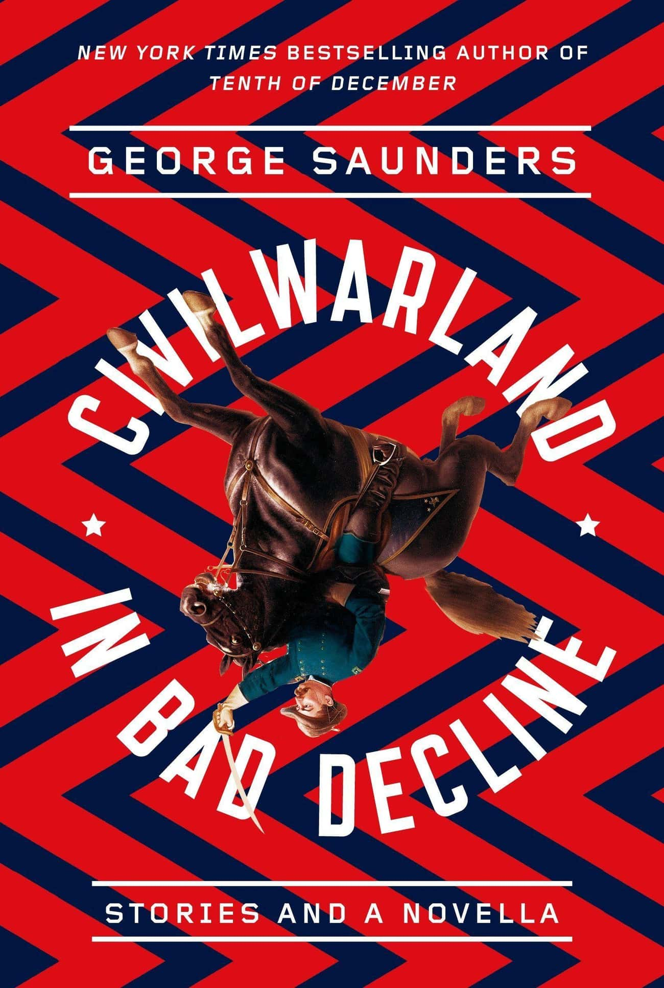 CivilWarLand in Bad Decline is listed (or ranked) 4 on the list The Best George Saunders Books