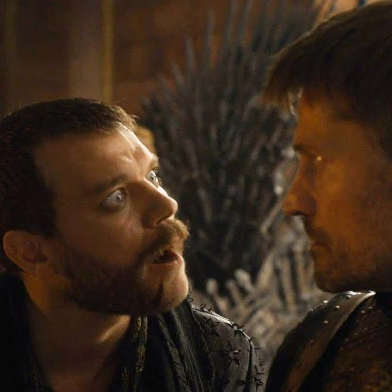 We'll Talk Later is listed (or ranked) 1 on the list The Best Euron Greyjoy Quotes