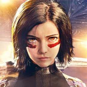 Alita is listed (or ranked) 1 on the list The Best Female Film Characters Whose Names Are in the Title