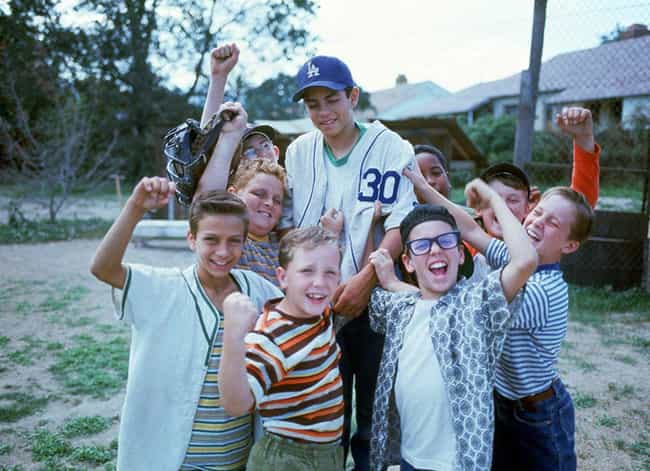 Squints Demanded A 'Play... is listed (or ranked) 1 on the list These Behind-The-Scenes Stories From 'The Sandlot' Are Just As Wholesome As The Film Itself