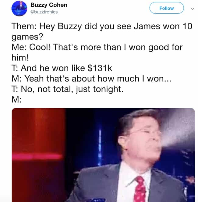 Former 'Jeopardy!' Contestants React To James Holzhauer's Winning Streak