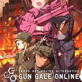 Sword Art Alternative: Gun Gal is listed (or ranked) 24 on the list The Best Action Anime On Netflix