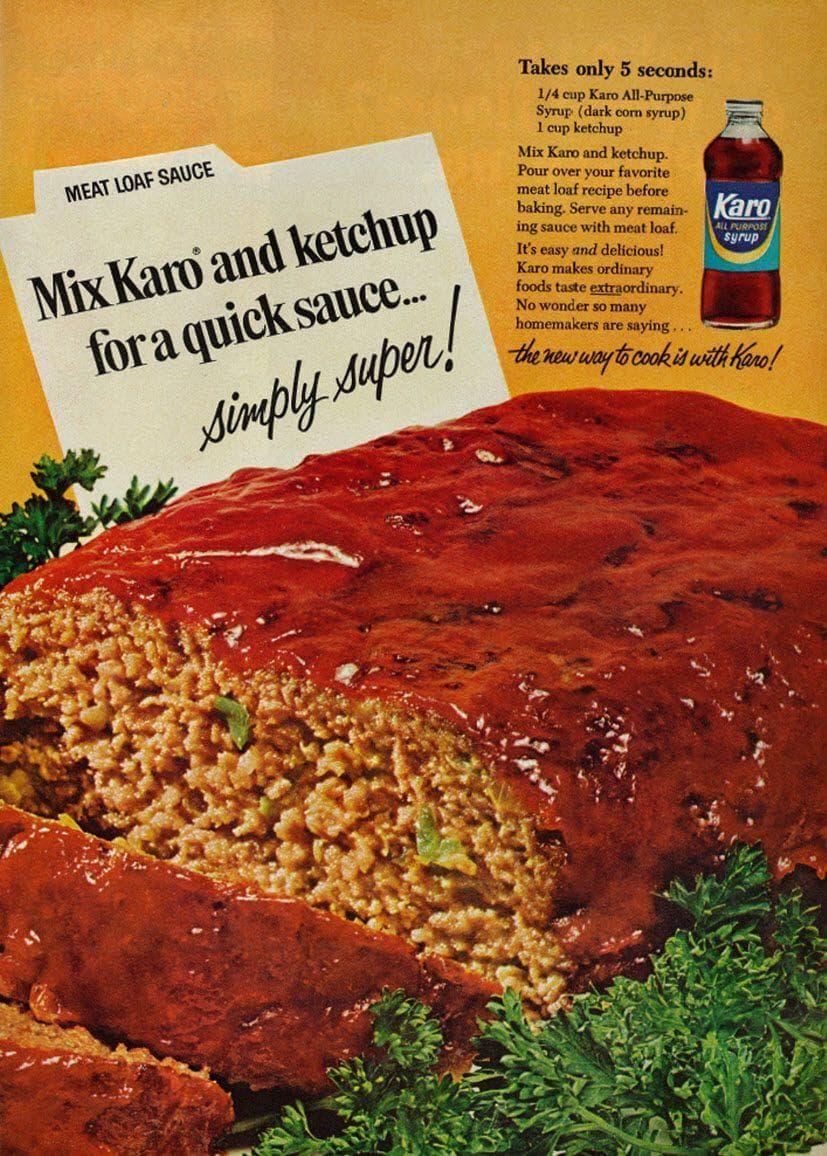 Random Foods For Nuclear Families In Postwar Era United States