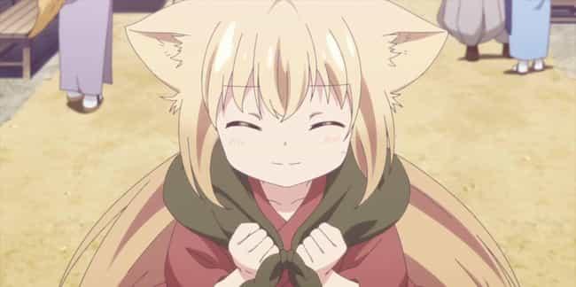Konohana Kitan is listed (or ranked) 3 on the list The Best Anime Like The Helpful Fox Senko-san