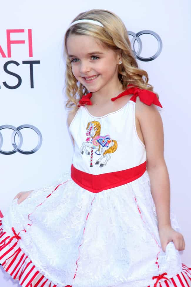 Things You Didn't Know About Mckenna Grace
