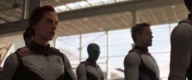 Time Travel Is Officially On T... is listed (or ranked) 8 on the list What 'Avengers: Endgame' Tells Us About Phase 4 Of The MCU
