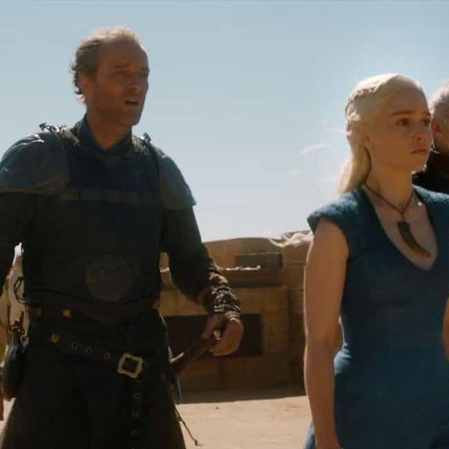Fought Nobly is listed (or ranked) 3 on the list The Best Jorah Mormont Quotes