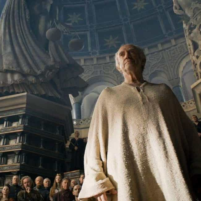 The Mother Shows Her Mercy is listed (or ranked) 4 on the list The Best High Sparrow Quotes