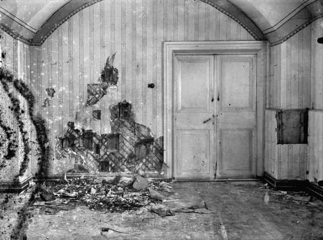 Cellar Of Ipatiev House After ... is listed (or ranked) 4 on the list The Creepiest, Most Haunting Photos Of The Russian Revolution