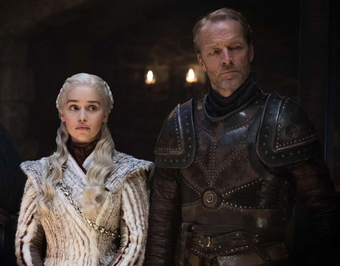 Good and Evil is listed (or ranked) 4 on the list The Best Jorah Mormont Quotes