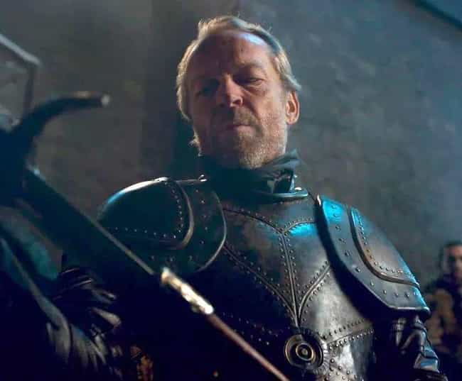 Beast in Every Man is listed (or ranked) 1 on the list The Best Jorah Mormont Quotes