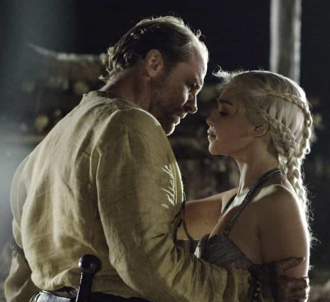 Gentle Heart is listed (or ranked) 2 on the list The Best Jorah Mormont Quotes