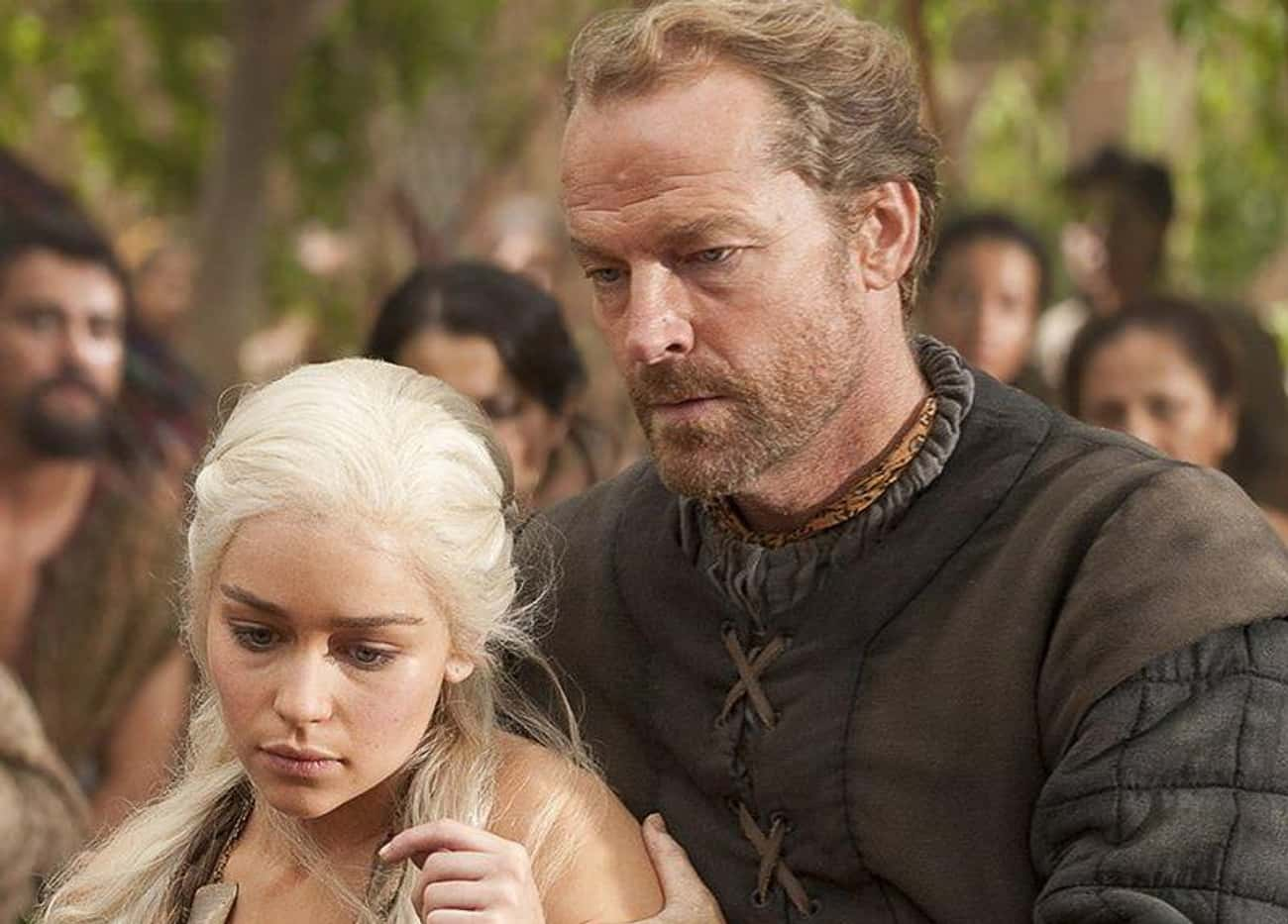 Common People is listed (or ranked) 3 on the list The Best Jorah Mormont Quotes