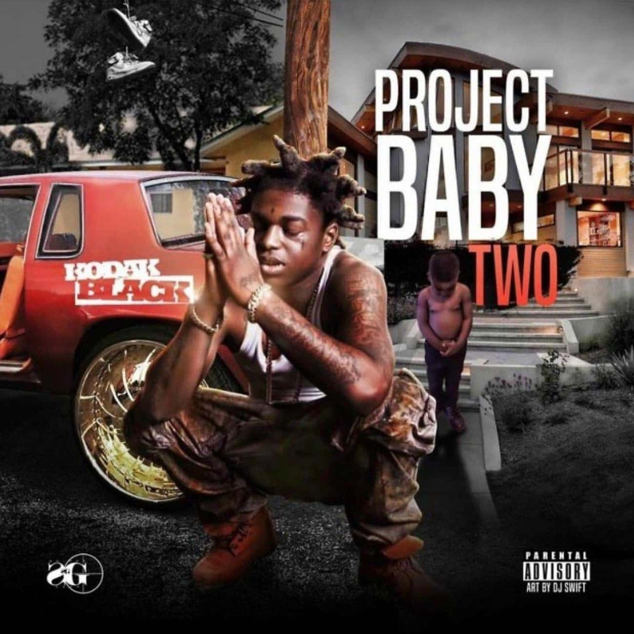 Project Baby 2 is listed (or ranked) 1 on the list The Best Kodak Black Albums, Ranked