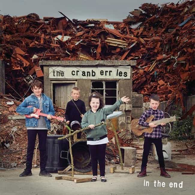 In the End is listed (or ranked) 1 on the list The Best Cranberries Albums of All Time