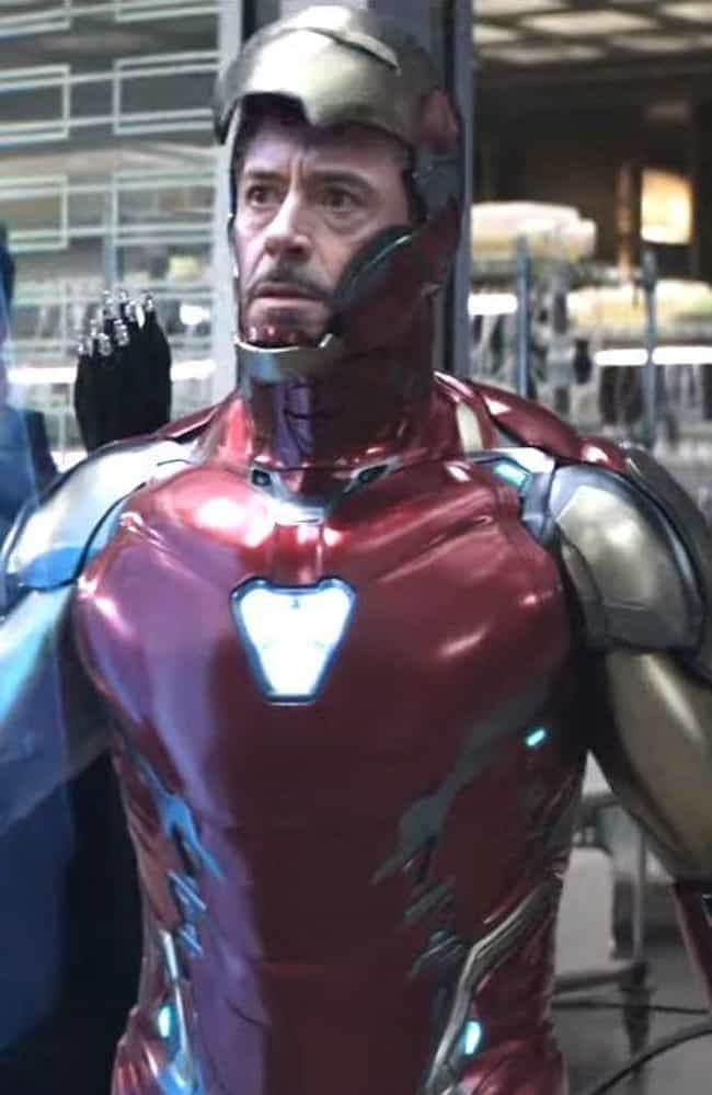 I Am Iron Man is listed (or ranked) 1 on the list The Best Avengers: Endgame Movie Quotes