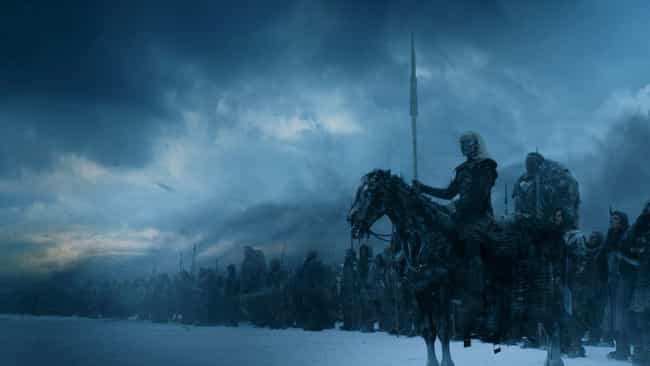 The Long Night Marked The Firs... is listed (or ranked) 4 on the list What Exactly Happened During The Long Night - The First Time The White Walkers Invaded Westeros?