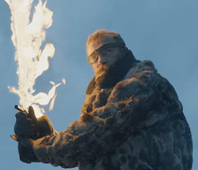 That's Enough is listed (or ranked) 3 on the list The Best Beric Dondarrion Quotes