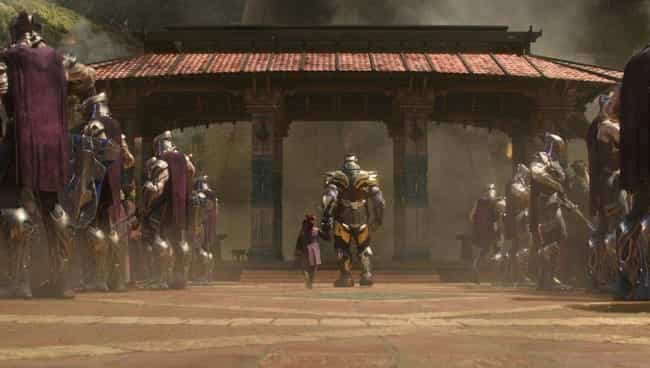 How Did Thanos Manage To Jump ... is listed (or ranked) 2 on the list Huge Plot Holes In 'Avengers: Endgame'