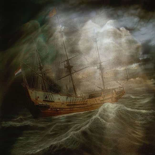 A Wrecked Ship Still Sails The... is listed (or ranked) 3 on the list Ghost Stories And Creepy Legends From The Arctic Circle