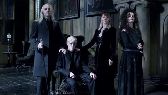 His Upbringing Was Filled With... is listed (or ranked) 4 on the list Why Draco Malfoy Isn't As Much Of A Villain As You Think He Is