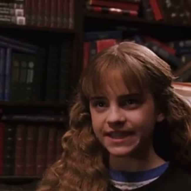 Fear Of The Name is listed (or ranked) 4 on the list The Best Hermione Granger Quotes