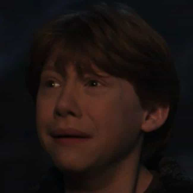 Butterflies is listed (or ranked) 3 on the list The Best Ron Weasley Quotes