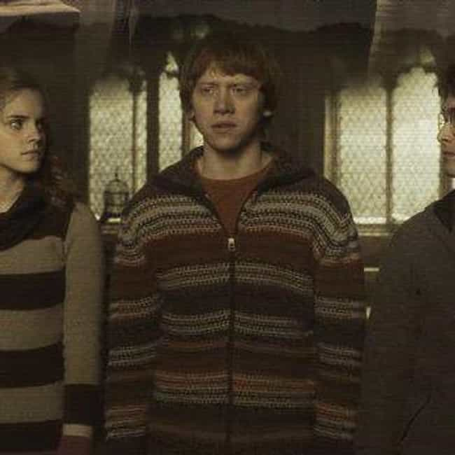 Six Years is listed (or ranked) 1 on the list The Best Ron Weasley Quotes