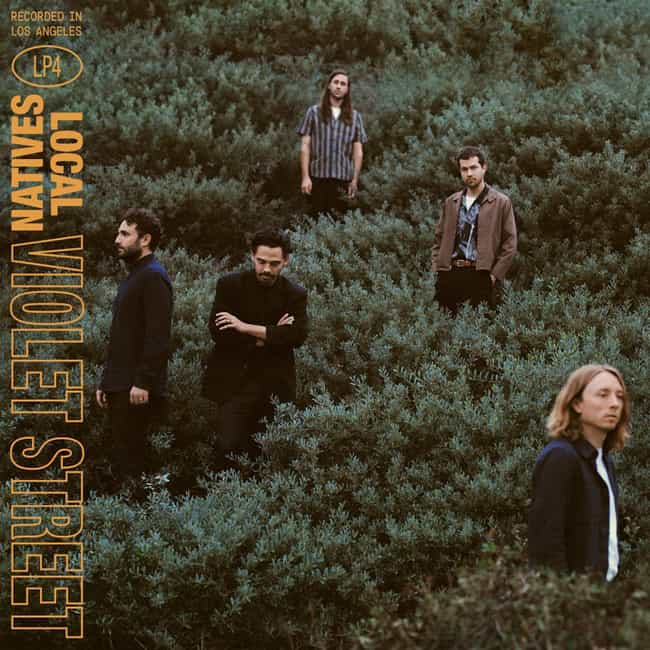 Violet Street is listed (or ranked) 3 on the list The Best Local Natives Albums, Ranked