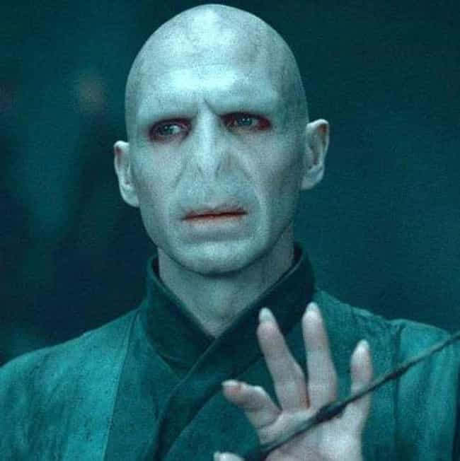 Look At Me is listed (or ranked) 2 on the list The Best Voldemort Quotes