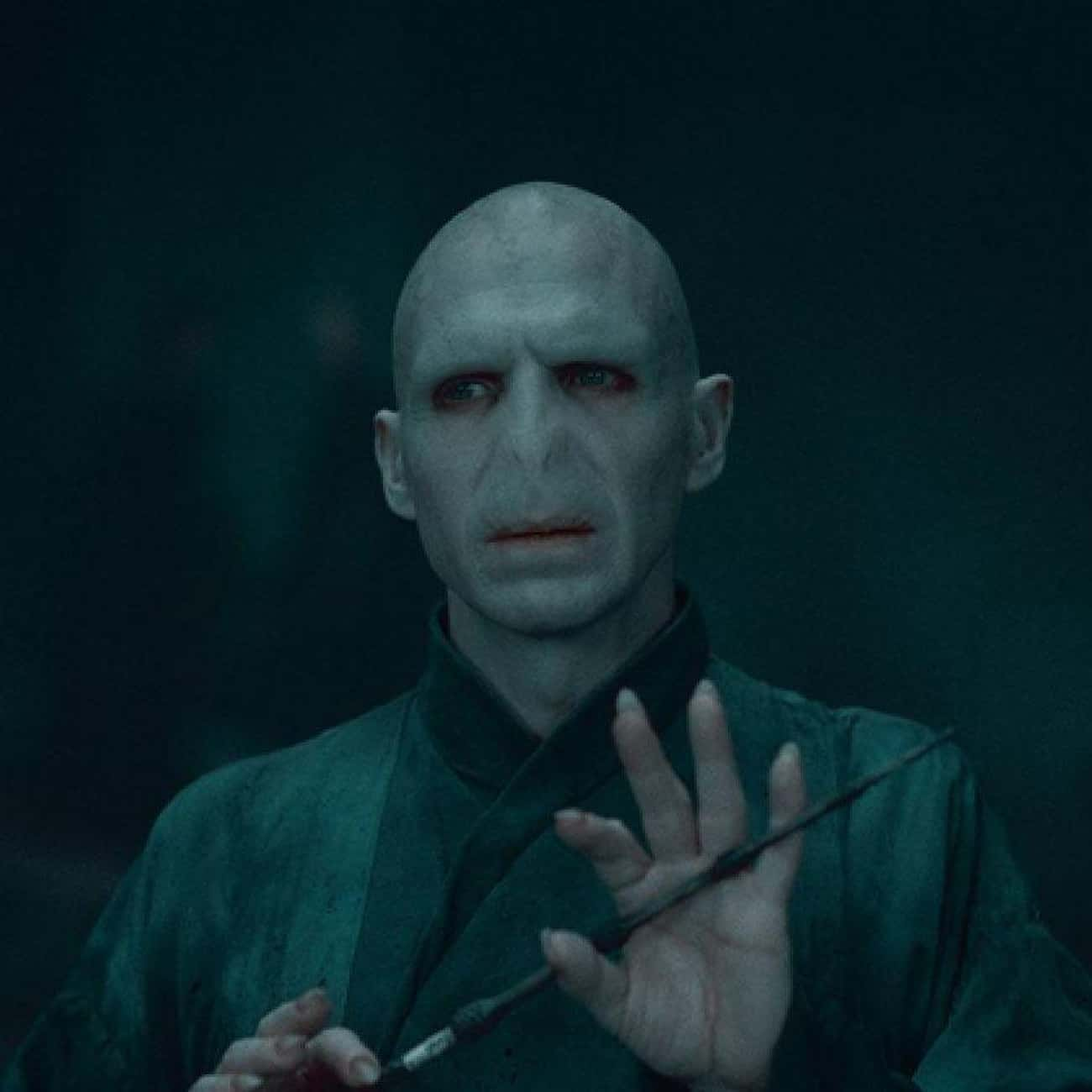 I Do Not Wish This is listed (or ranked) 3 on the list The Best Voldemort Quotes