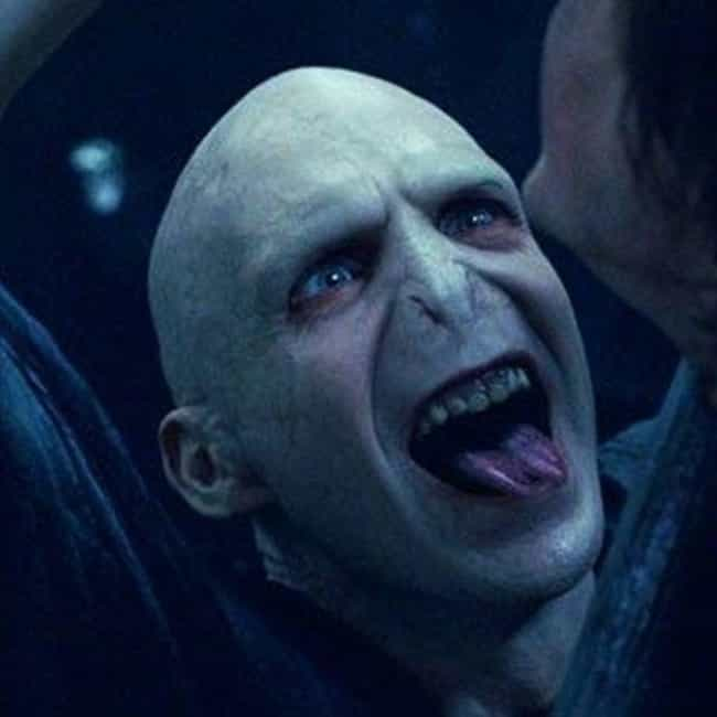 Only Power is listed (or ranked) 1 on the list The Best Voldemort Quotes