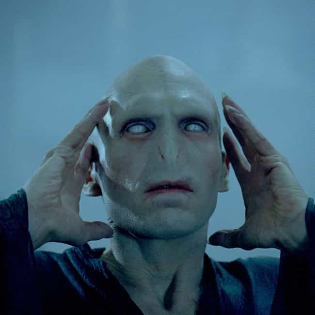 I Have Never Died is listed (or ranked) 4 on the list The Best Voldemort Quotes