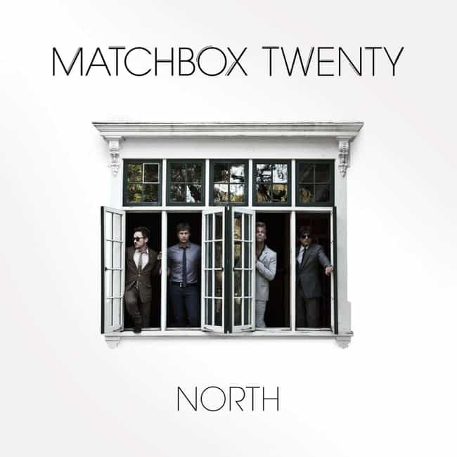 North is listed (or ranked) 4 on the list The Best Matchbox Twenty Albums, Ranked