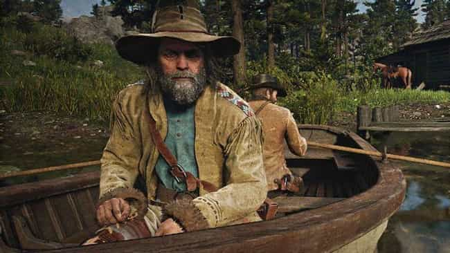 The Veteran is listed (or ranked) 2 on the list Which Side Missions Are Worth Your Time In 'Red Dead Redemption 2'?