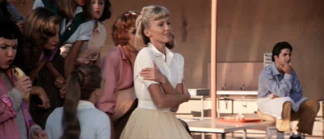 The Theory Turns The Whole Mov... is listed (or ranked) 2 on the list This Disturbing Fan Theory Will Completely Change How You See 'Grease'