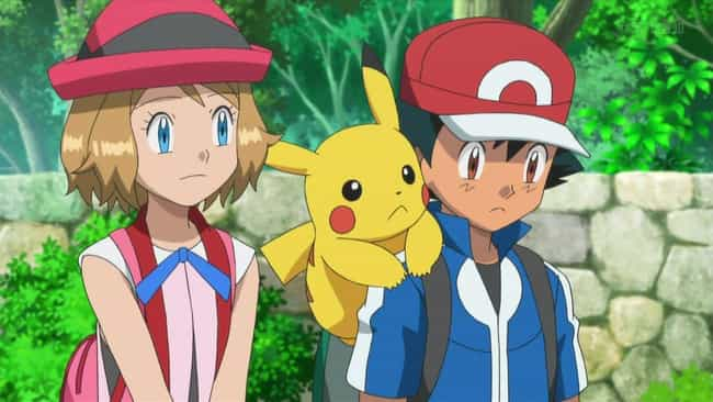 Pokémon is listed (or ranked) 4 on the list The Best Anime Like Digimon