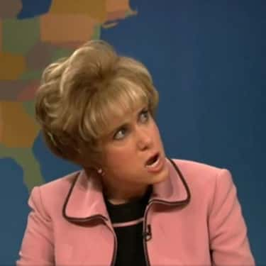 Aunt Linda is listed (or ranked) 6 on the list All Of Kristen Wiig's SNL Characters